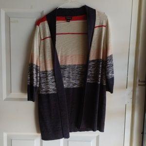 Torrid 3/4 sleeved Cardigan